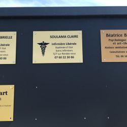 Cabinet libéral ou paramédical - Ostéopathie - Zoé Tanquart