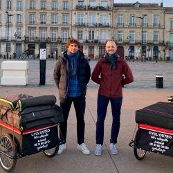 Cabinet paramédical - CYCL'OSTEO Bordeaux - Ostéopathes à vélo