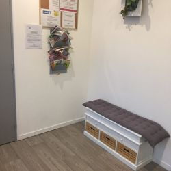 Cabinet libéral ou paramédical - Ostéopathie - Cabinet d'ostéopathie  de Cyrielle Ayoul (Fontaine-Guérin)
