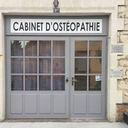 Cabinet paramédical - Ostéopathie - Cabinet d'ostéopathie  de Cyrielle Ayoul (Fontaine-Guérin)