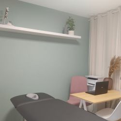 Cabinet libéral ou paramédical - Ostéopathie - Laure BOUTIER