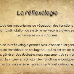 Cabinet paramédical - Réflexologie - Céline Réflexologie
