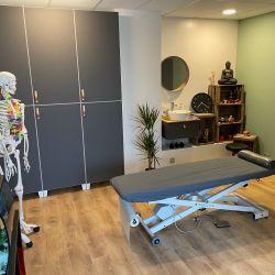 Cabinet libéral ou paramédical - Ostéopathie - Guillaume THIAULT - Cabinet d'Ostéopathie - Saint-Thibault-des-Vignes