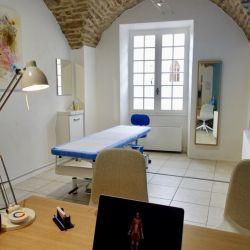 Cabinet libéral ou paramédical - Ostéopathie - Cabinet d'ostéopathie de Florian Gaubert à Uchaud