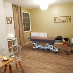 Cabinet libéral ou paramédical - Ostéopathie - Eloïse CAUDAL-DELAYEN Ostéopathe