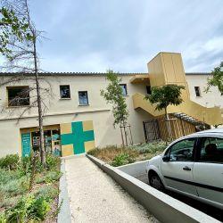 Maison de santé - Ostéopathie - Ostéopathe Tarascon Giraudo Mathieu