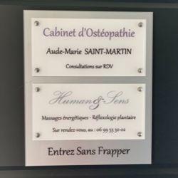 SAINT-MARTIN AUDE-MARIE - Ostéopathe
